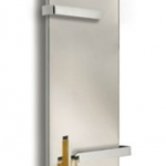 Caleido ICE BAGNO SHORT INOX REFLEX FINISH VERTICAL