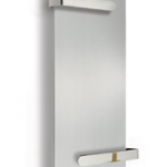Caleido ICE BAGNO SHORT INOX SATINATO VERTICAL