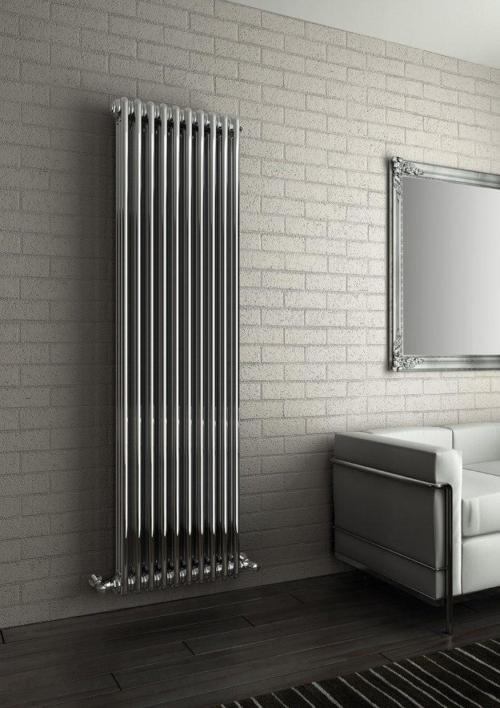 Trubchatyj radiator tesi cromo